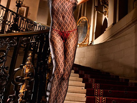 Body Completo Bodystocking sin Tirantes