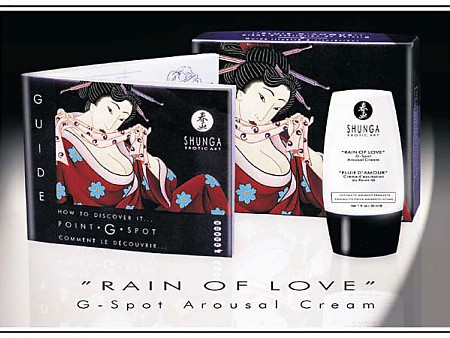 Crema Estimulacion Punto G Rain of Love 30 ml