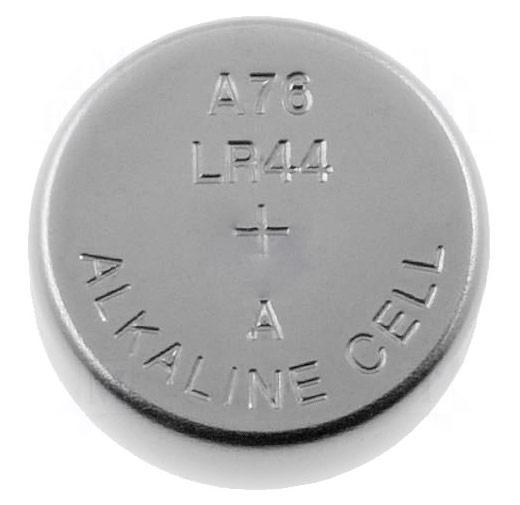 Pila Boton LR44 Alcalina