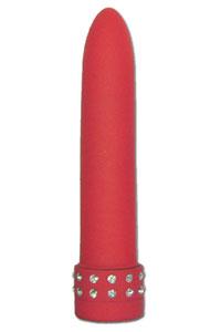 Diamond Silk Mini Rojo