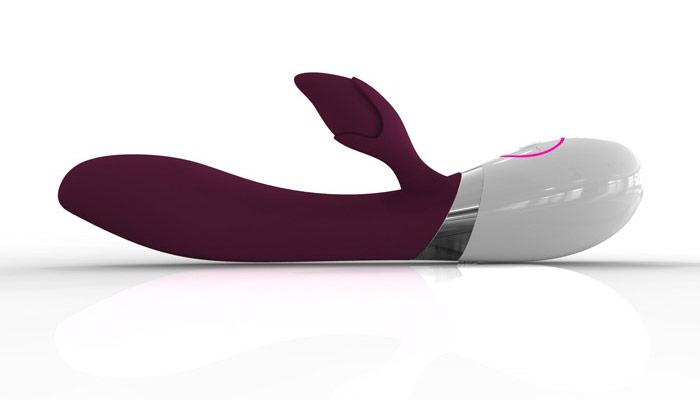 Larila Vibrador Femenino con Estimulador de Clitoris