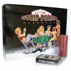 Strip Poker Juego de Mesa Erotico