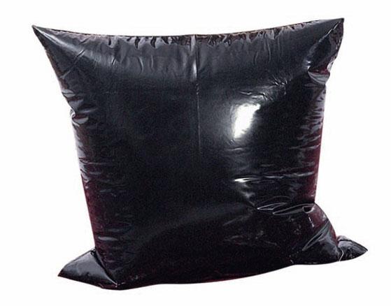 Funda Almohada de Plastico Negra