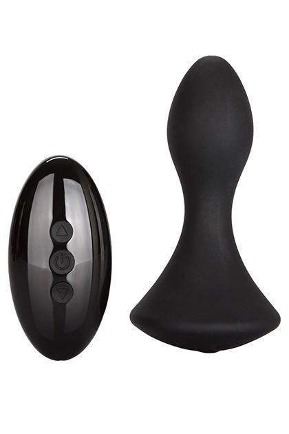 Plug vibrador anal con mando Climaxer