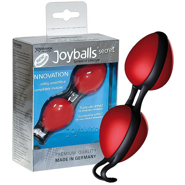 Bolas Chinas Eroticas Joyballs Secret Rojo