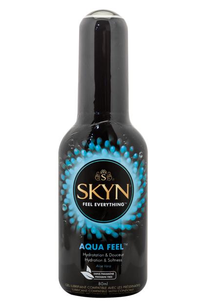Lubricante vaginal Aqua Feel 80 ml
