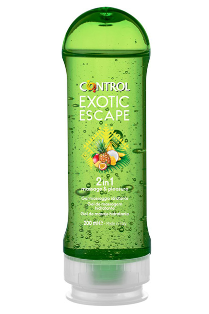 Gel de placer Control 200 ml