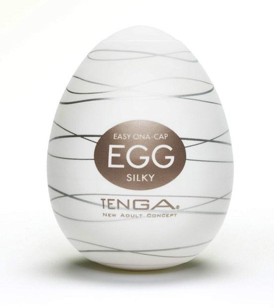 Huevo Tenga Egg Silky