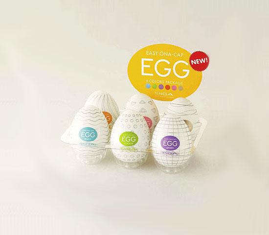 Huevos Tenga Egg Season 2 Pack